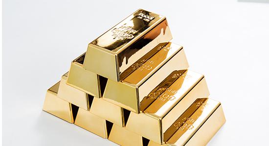 黄金期货录得9月初以来最大周涨幅